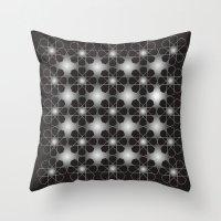 arab Throw Pillows featuring Arab #2 by Rafael CA