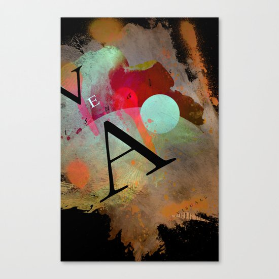 VEA 18 Canvas Print