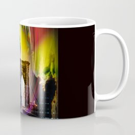 New York Brooklyn Bridge, Statue of Liberty Coffee Mug