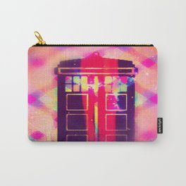 Tardis Leaks Carry-All Pouch