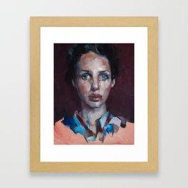 Megan-Skye Framed Art Print