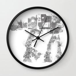 Star Wars Vehicle AT-AT Walker Wall Clock