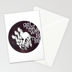 Get Lost... Stationery Cards