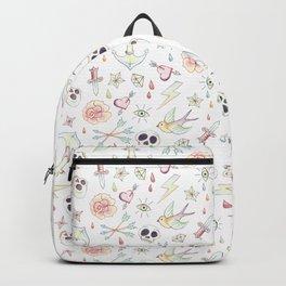 Old school Backpack