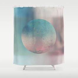 The Center of His World Shower Curtain