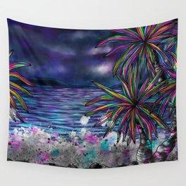 Capricorn Nights Wall Tapestry