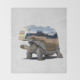 Pimp My Ride (Wordless) Throw Blanket