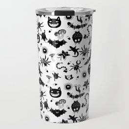 Ghibli creatures Travel Mug