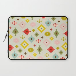 Mod Tribal Pattern Laptop Sleeve