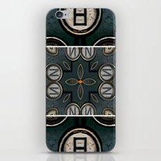 keystrokes 1 iPhone & iPod Skin