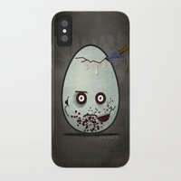 zombies iPhone & iPod Cases featuring Zombies by Marcos Lozano