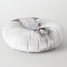 Animal skull Floor Pillow