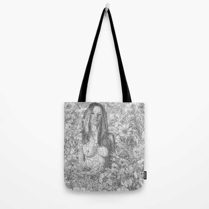 Enjoy the Silence Tote Bag