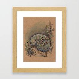 Kiwi House Framed Art Print