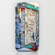 Buckaroo Bills iPhone 6s Slim Case