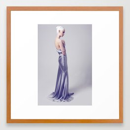 The Fashion Body II Framed Art Print