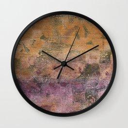 Abstract No. 365 Wall Clock