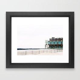 Asbury Park Framed Art Print
