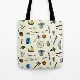 Lord of the pattern Tote Bag