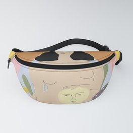 Taking care of the moon Fanny Pack