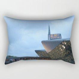Zaha H A D I D | architect | Guangzhou Opera House Rectangular Pillow