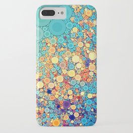 Sky and Leaves iPhone Case