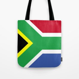 South Africa Flag (1994) Tote Bag