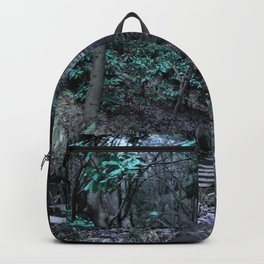 Lost in Labyrinth Forest Backpack