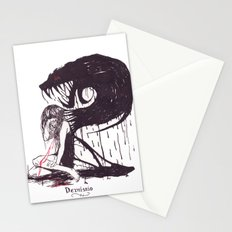 Demissio Stationery Cards