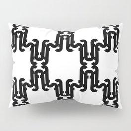 LETTERNS - F - Bauhaus 93 Pillow Sham