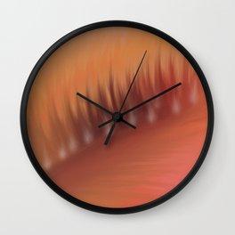 Enchanted! Wall Clock
