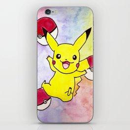 I CHOOSE YOU! iPhone Skin