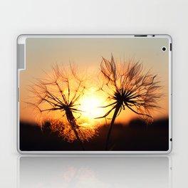 sunset in august Laptop & iPad Skin