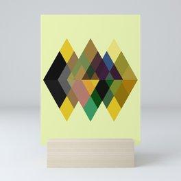 Abstract #726 Mini Art Print