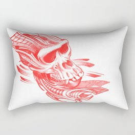 ape skull Rectangular Pillow