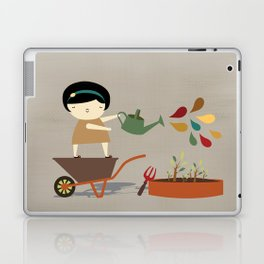 Assistant Laptop & iPad Skin