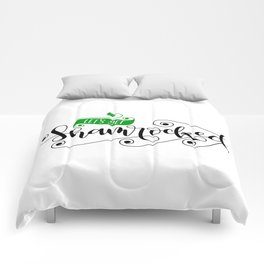 Lets get shamrocked Comforters