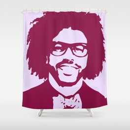Daveed Diggs (Pink) Shower Curtain
