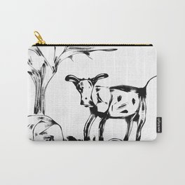 This Old Cow Carry-All Pouch