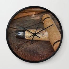 Mallet. Polo equipment Wall Clock