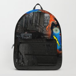 Commander's One Winged Angel Backpack