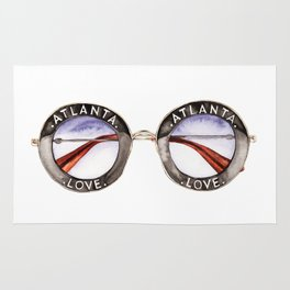 ATLANTA LOVE SUNNIES Rug