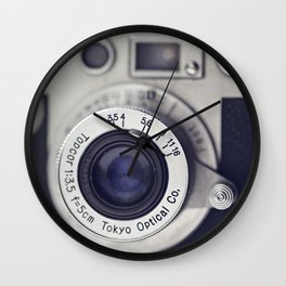 Rangefinder  Wall Clock