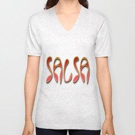 Salsa Ace Combo Unisex V-Neck
