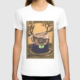 Coffee Bloke Tea Party T-shirt