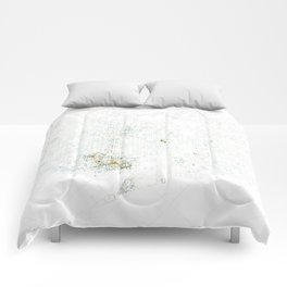 Visible city, living city Comforters