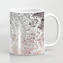 BOHEMIAN HYGGE MANDALA Coffee Mug