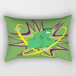 Gamma Explosion Rectangular Pillow