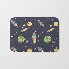 Space Flight Bath Mat