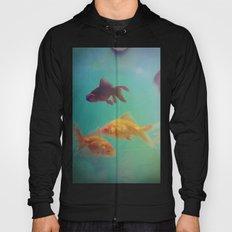 Three Fish More fish Hoody
